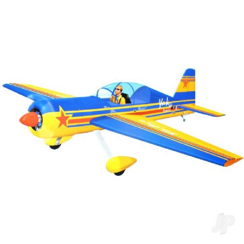 Seagull Yak 54 (90) 1.56m (61.5in) (SEA-53A) 5500179 Blue